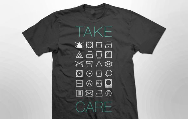 Simplified_Clothing_Take_Care_T-shirt