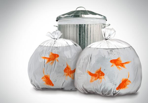 Bin Bags by wieden + kennedy